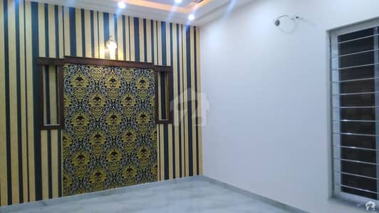 7 Marla House Available In Eden Gardens For Sale