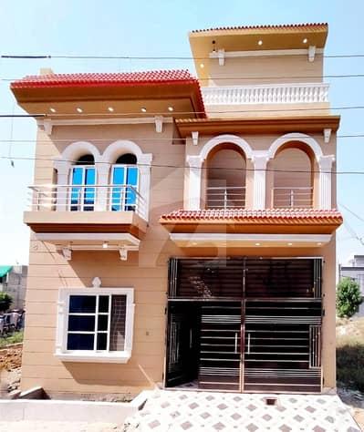 5 Marla Double Storey Beautiful Spanish House For Sale Cash And Naya Pakistan Housing Schemes