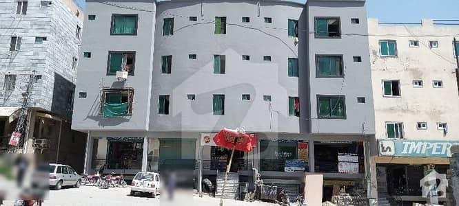 نیشنل پولیس فاؤنڈیشن او ۔ 9 اسلام آباد میں 1 کمرے کا 2 مرلہ فلیٹ 14 لاکھ میں برائے فروخت۔