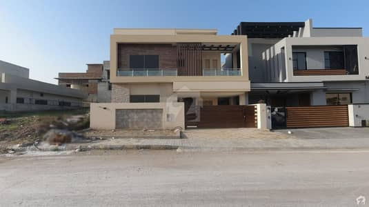 Brand New Double Storey House Is Available For Sale In Bahria Town Phase 8 Block C