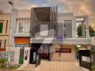 12 Marla Corner Brand New Executive Class Luxury Semi-furnished House For Sale At Super Hot Location Of Bahria Town Lahore