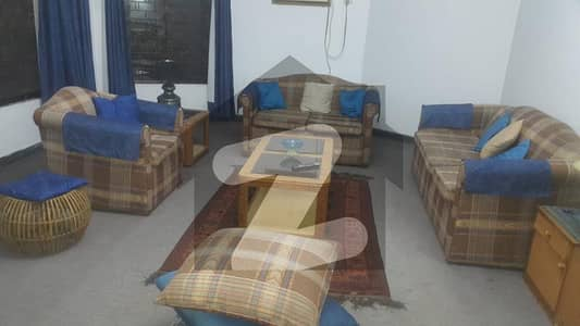Fully Furnished Upper Portion For Rent In F-8