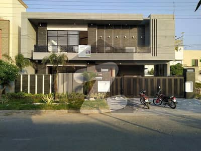 Modern Design Newly Built 20 Marla House Is Up For Sale In Valencia On 80 Feet Road