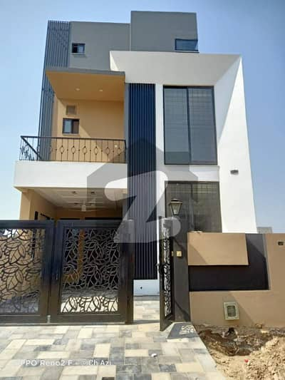 5 Marla Brand New House For Rent Available In Lake City Sector M-7 Block B