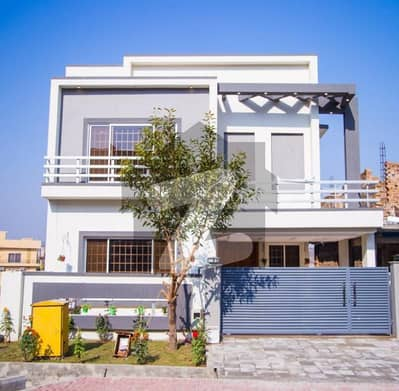 10 Marla New House Available For Rent At DHA Phase 5.