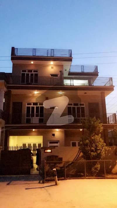 Beautiful Triple Storey Corner House For Sale