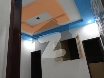 محمود آباد کراچی میں 3 کمروں کا 3 مرلہ فلیٹ 45 لاکھ میں برائے فروخت۔