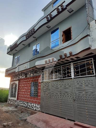 4 Old Marla Double Storey Corner House For Sale