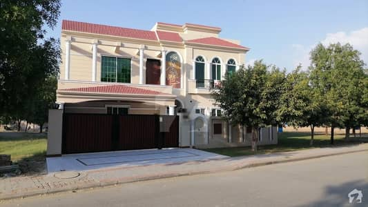 11 Marla Double Storey House For Sale In Bahria Orchard Block D