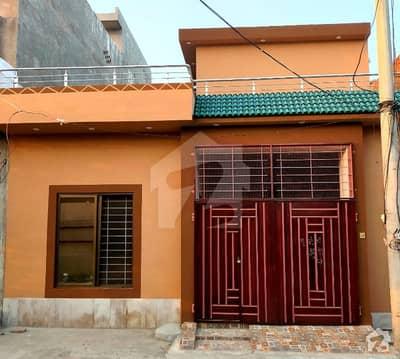 3 Marla Single Story Beautiful House For Sale Cash And Naya Pakistan Housing Schemes