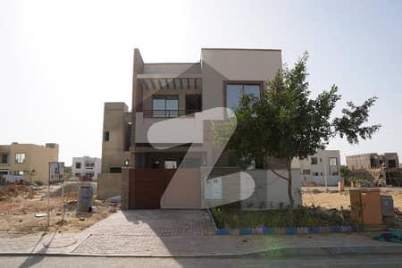 Book Affordable Luxury Villa 125 Square Yard Just 45 Lac In Bahira Town Karachi