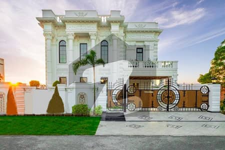 1 Kanal Brand New House Available For Sale At Dha Phase 6