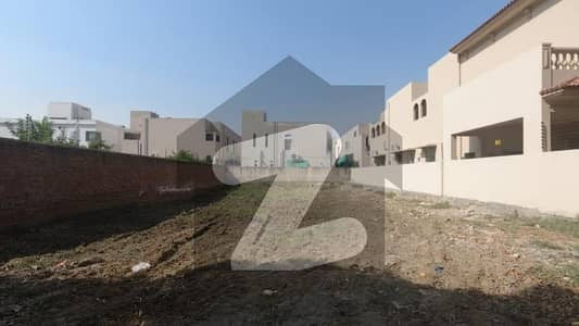 20 Marla Residential Plot In Dha Phase 5 - Block A For Sale
