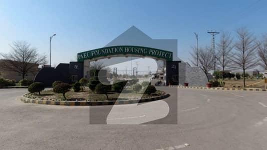 اٹامک انرجی سوسائٹی ۔ پی اے ای سی لاہور میں 10 مرلہ رہائشی پلاٹ 70 لاکھ میں برائے فروخت۔