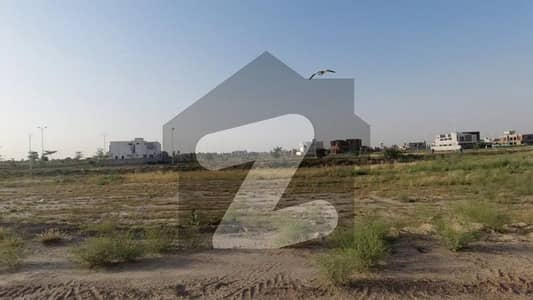 Your Dream Residential Plot Has Just Became Available In DHA Defence