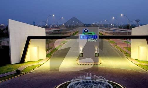 یونین لیونگ مین کینال بینک روڈ لاہور میں 5 مرلہ رہائشی پلاٹ 84.95 لاکھ میں برائے فروخت۔