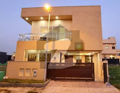 7 Marla Brand New Double Storey Luxury House for Sale Bahria town Phase 8 Rawalpindi