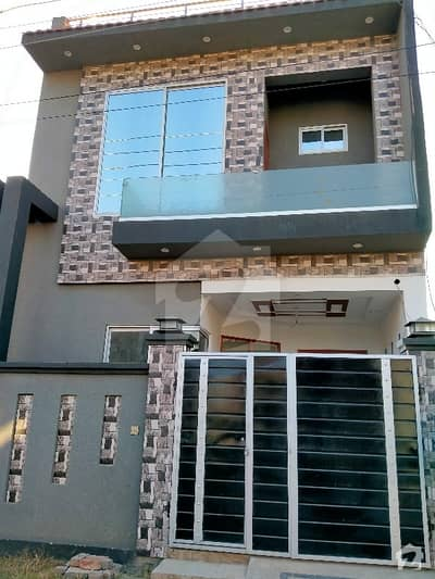 3 Marla A Block Double Storey House For Rent Near To Park