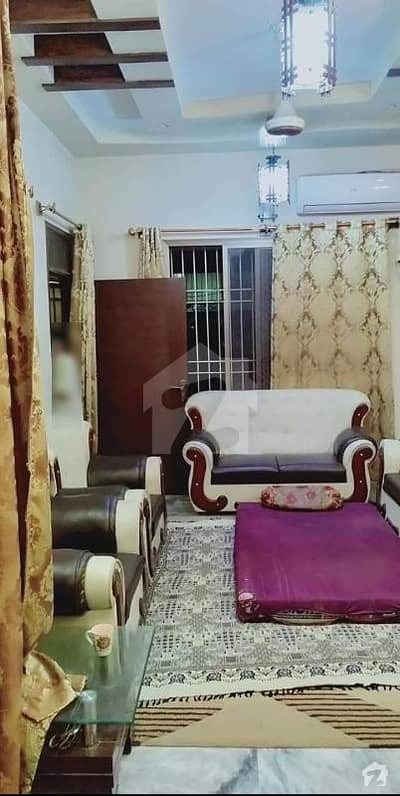 House For Sale Block A P. t. v Society Ahsanabad