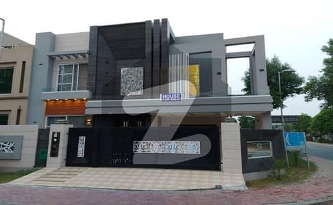 12 Marla Corner Brand New House Shaheen Block Bahria Town Lahore
