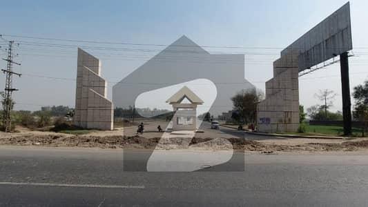 این ایف سی 2 - بلاک کے این ایف سی 2 لاہور میں 5 مرلہ رہائشی پلاٹ 20.75 لاکھ میں برائے فروخت۔