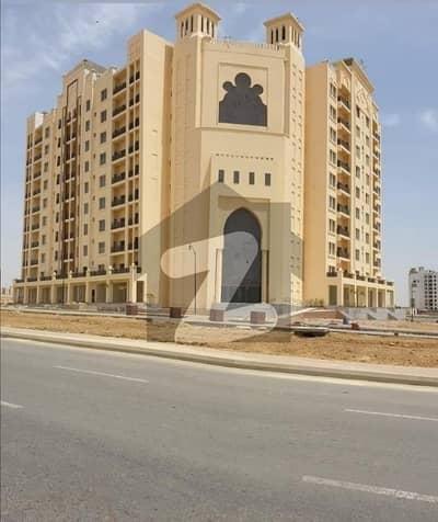 بحریہ ہائٹس بحریہ ٹاؤن کراچی کراچی میں 2 کمروں کا 5 مرلہ فلیٹ 69 لاکھ میں برائے فروخت۔