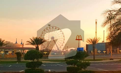 125 Sq. Yards Plot Best For Investment Is Available For Sale In Bahria Town, Karachi.
