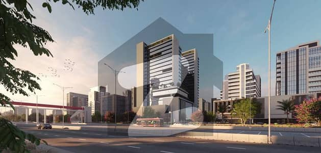 Islamabad's First High Rise 5-star Hotel Shop Available