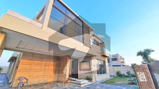Mazhar Munir Design One Kanal Luxurious Bungalow Situated At Heart Of Phase 7