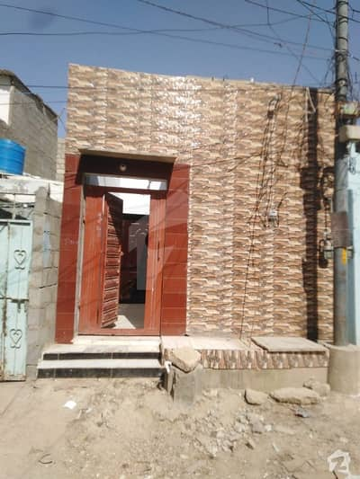 540 Square Feet House Available In Bagh-E-Korangi For Sale