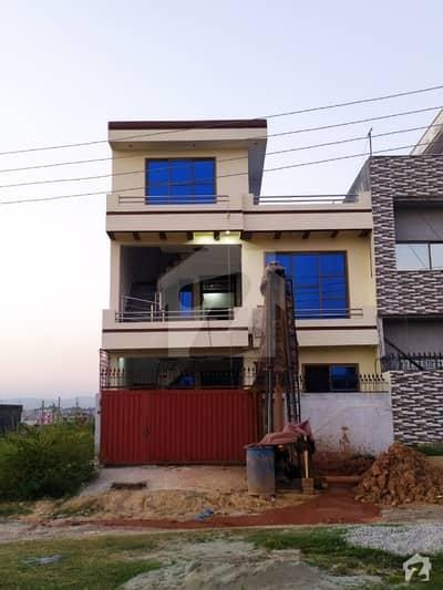 5 Marla Brand New Double Storey House In I-14/4 Islamabad.