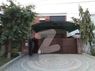 1 Kanal Corner Double Storey House Available For Sale Best For Executives Families