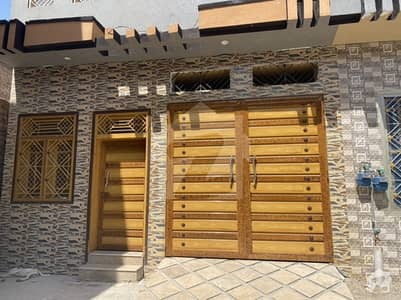 In Momin Town 675 Square Feet House For Sale