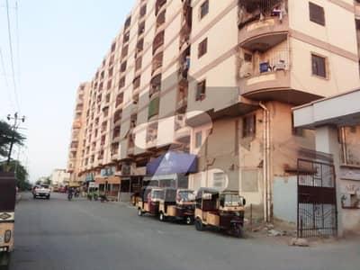 کاٹن اکسپوٹ کوآپریٹو ہاؤسنگ سوسائٹی کراچی میں 4 کمروں کا 4 مرلہ فلیٹ 44 لاکھ میں برائے فروخت۔