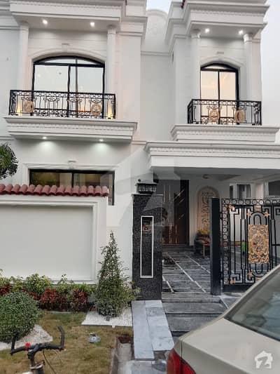 10 Marla Spanish House For Sale