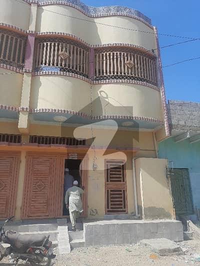 540 Square Feet House In Gulshan-E-Mazdoor Housing Scheme For Sale