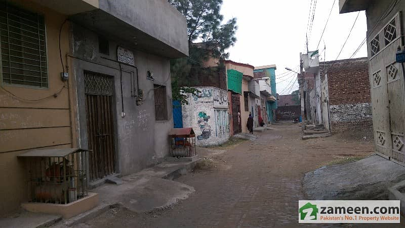 Main GT Road Chan Da Qila Kashmir Colony 3 Marla 2 Storey Home For Sale