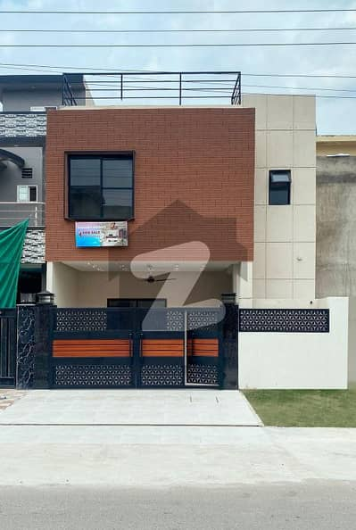 5.5 Marla House For Sale In Canal Garden Housing Society