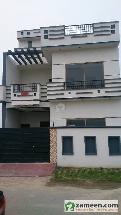 City Housing Phase 1, DD Block - 5 Marla Brand New Home In Low Price, For Sale