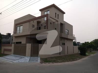 10 Marla Corner Brand New House Main Of Back