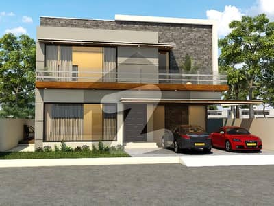 We Build 500sq Yds Dream Villa In P-4 On Easy Installment Plans. Book Today