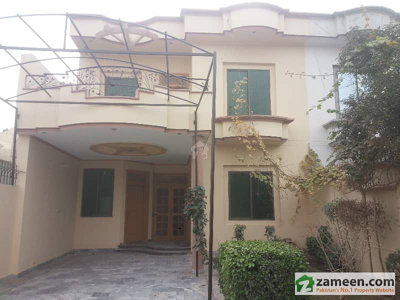 10 Marla Beautiful House For Sale In Shaimar Colony On Low Price