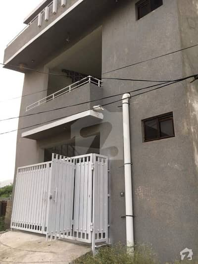 House For Sale In Shah Allah Ditta Near Sector D-12 And C-12.