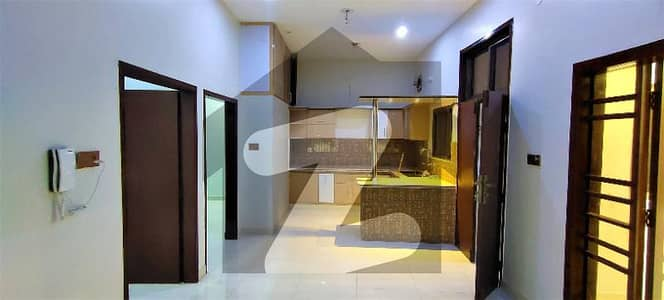 120 Sq Yard Newly Build First Floor Lease Portion For Sale In Malir 15