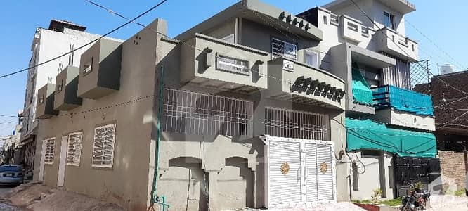 25x50 Single Storey House For Sale In H-13 Islamabad