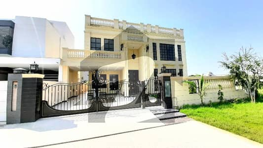 One Kanal Ultra Modern Bungalow Excellent Approach Must Once Visit