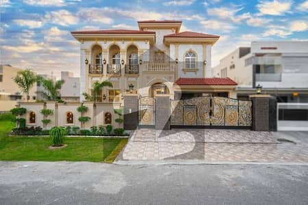 Spanish Style Faisal Rasul Design One Kanal Luxurious Villa Near From Main Road Prime Location