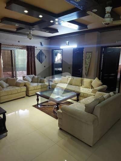 خالد بِن ولید روڈ کراچی میں 4 کمروں کا 12 مرلہ فلیٹ 4.15 کروڑ میں برائے فروخت۔