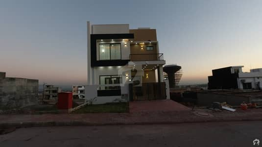 Triple Storey House Is Available For Rent