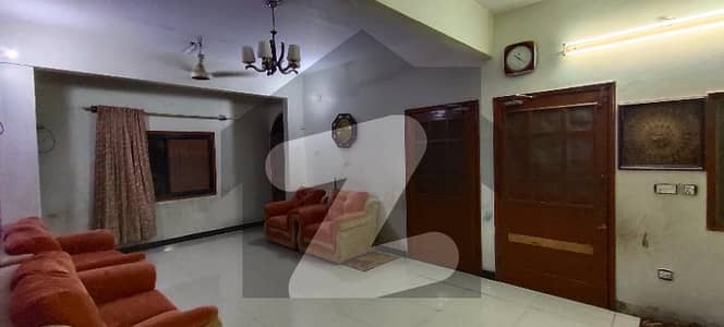 80 Sq Yd Triple Storey Leased House For Sale In Shah Faisal Colony